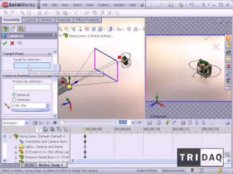 tutorial solidworks animation pdf solidworks walk through animation tutorial youtube