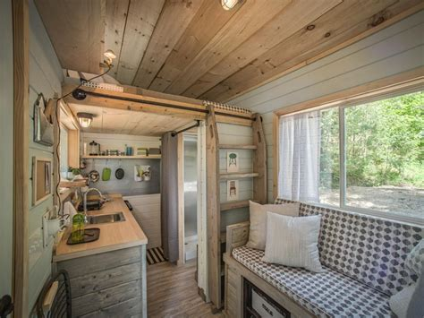 hgtv tiny house tiny house dweller shares her inspiring story and the secrets to tiny house big living show