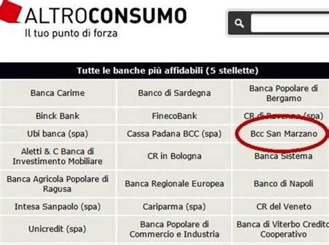 banche di credito cooperativo elenco lista delle affidabili c 232 anche la bcc di san