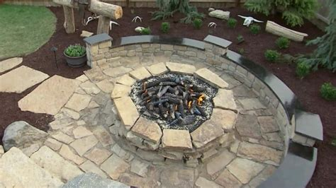 how to make a fire pit in your backyard build your own stone fire pit fire pit ideas