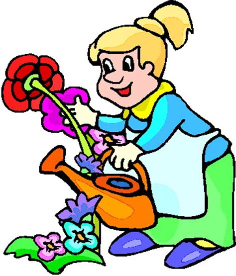 garden pictures clip all cliparts gardening clipart gallery1