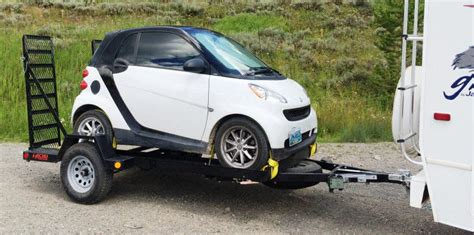 volkswagen cer trailer top 28 small cer trailers smart car trailers small