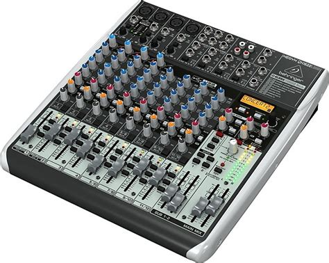Mixer Ax 12 Usb12 Channel behringer qx1622usb xenyx usb mixer 12 channel used reverb