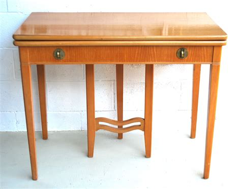 console dining table tribute 20th decor vintage 1950 s console dining table
