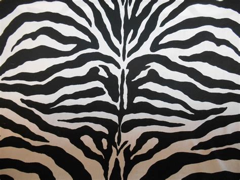 Animal Print Outdoor Fabric | black white zebra animal print outdoor upholstery fabric