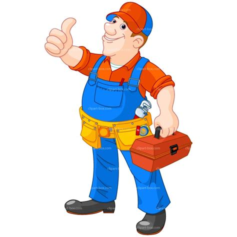 A Ok Plumbing by Clipart Plumber Pencil And In Color Clipart