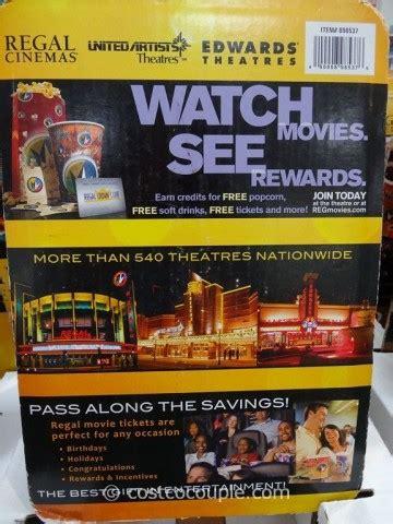 Regal Cinemas Movie Gift Card - regal cinemas movie ticket gift card