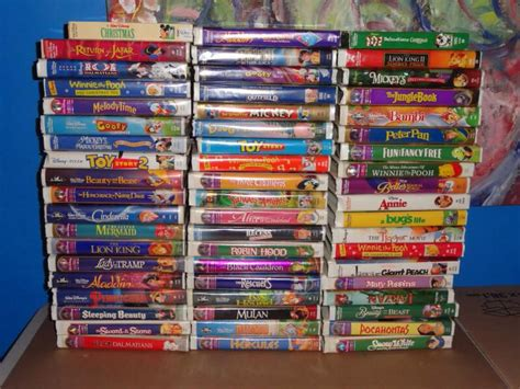 family dvd collection stratford pei wanted free vhs west shore langford colwood