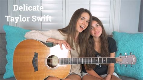 taylor swift delicate live acoustic delicate taylor swift acoustic cover with guitar goddess