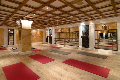 apartment interior design yoga