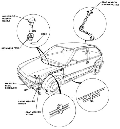 repair guides windshield wipers front windshield washer fluid reservoir autozone com repair guides windshield wipers and washers washer fluid reservoir and washer pumps