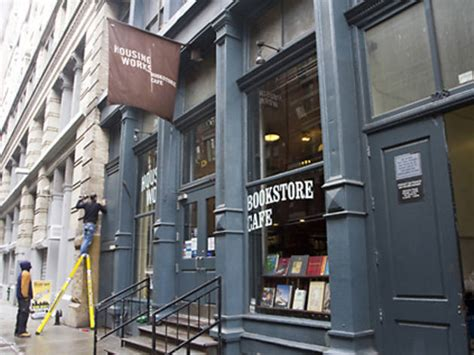 housing works bookstore housing works bookstore cafe shopping in soho new york