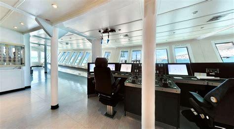 bridge emergency room lancelot accommodation barge work barge offshore accommodation