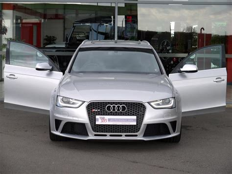 Audi Rs4 Sport by Used Audi Rs4 Avant Sport Pack Avant Fsi Quattro Rs4 2014