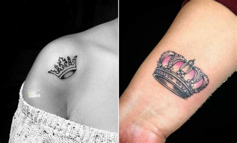 crown tattoos for females 23 creative crown ideas for stayglam