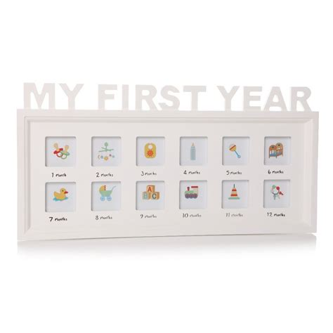 my in years my year photo frame