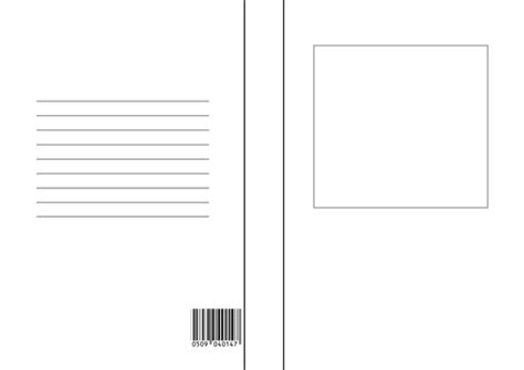 templates for blurb books blank book cover template for display english pshe etc