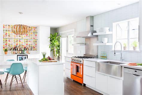 Backsplash Ideas For White Kitchen Cabinets mid century modern kitchen designs j birdny