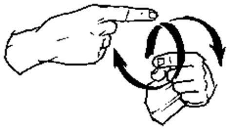 """go"" asl american sign language"