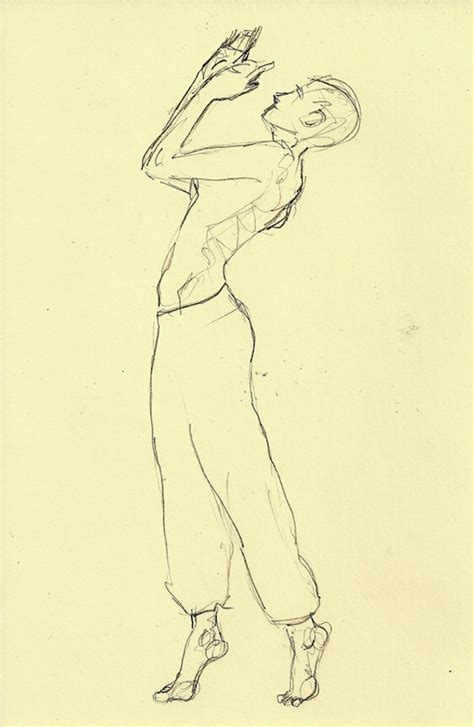 A Drawing Of A Person by Figure Drawing How To Draw A Person Standing And Walking