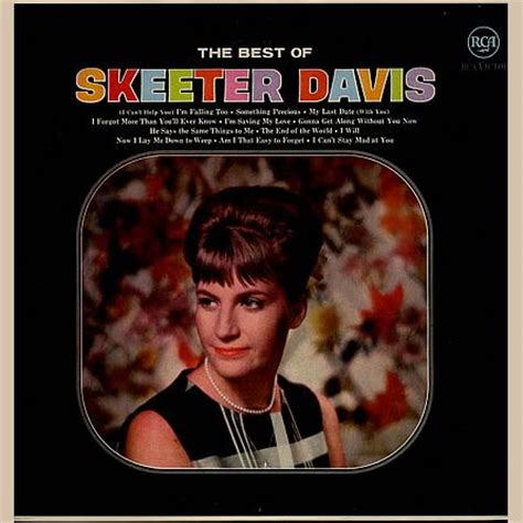 best davis album the best of skeeter davis skeeter davis mp3 buy