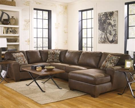 u shaped leather sectional with chaise living room u shaped couch with ottoman and gray leather