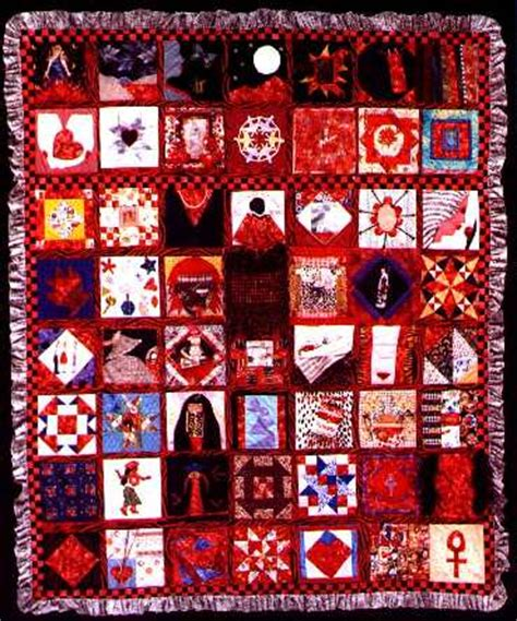 What Does The Quilt Represent In Everyday Use by Mario S December 2010