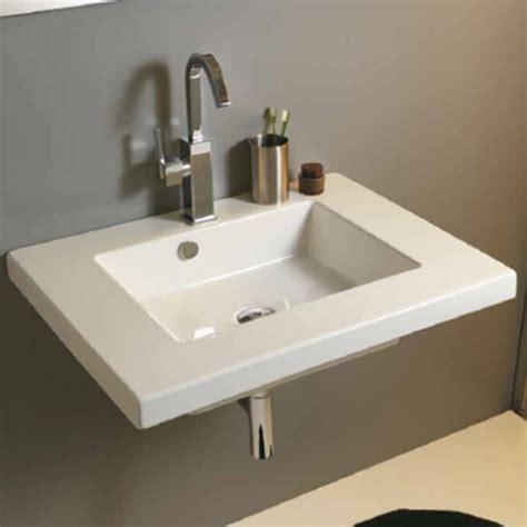 ceramica tecla modern bathroom sinks
