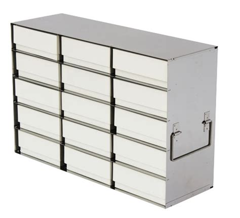 Freezer Rak standard rack in stainless steel for upright ult freezers