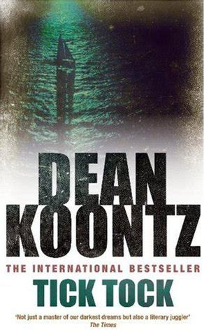 tick tock its about time books tick tock by dean koontz reviews discussion bookclubs