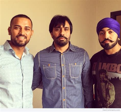 babbu maan with his wife garry sandhu wife www imgkid com the image kid has it