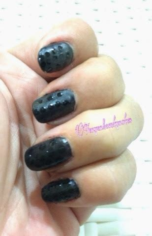 Kutek Doff Matte yenyen notes matte vs shiny black nail