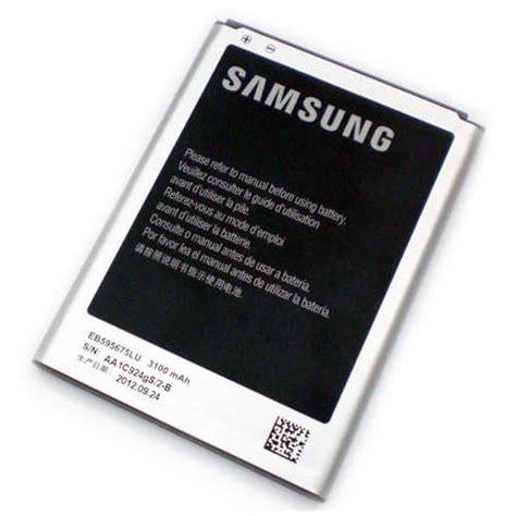 Baterai Samsung Galaxy Note 2 comprar bateria original samsung galaxy note 2 n7100