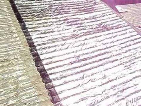cobertizo de zinc rc construcciones colocando membrana en chapas youtube