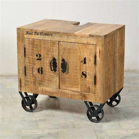 Badezimmer Unterschrank Industrial by Pin Pharao24 De Auf Industry Style Loft Design M 246 Bel