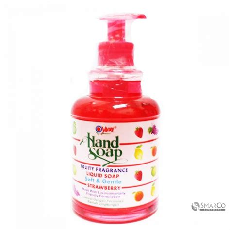 Botol 410 Ml Botol Handsoap 410 Ml detil produk yuri soap strawberry botol 410 ml 1015040020033 8886030223860 superstore the