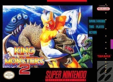 King Of The King 2 king of the monsters 2 usa rom