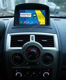 Renault Megane Stereo S160 Android 4 4 Car Dvd Gps Stereo Radio For Renault