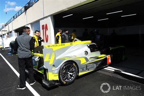 bykolles racing team enso clm p  paul ricard