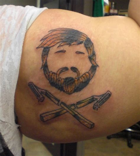 tattoos and beards beard and tattoos ecard