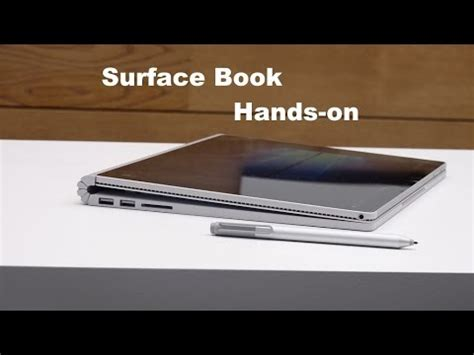 allthingsmine information about microsoft surface book