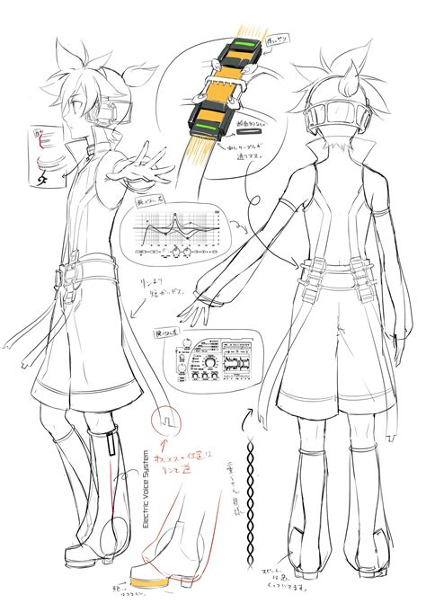 design len osamu vocaloid wiki voice synthesizer