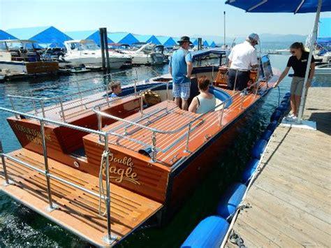 wooden boat restaurant floating green restaurant coeur d alene 1best view