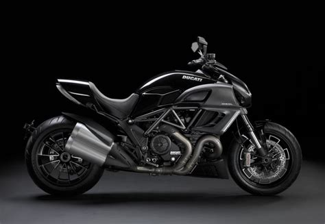 Motorrad Ducati Diavel by Ducati Diavel Black You Get What You Ask For