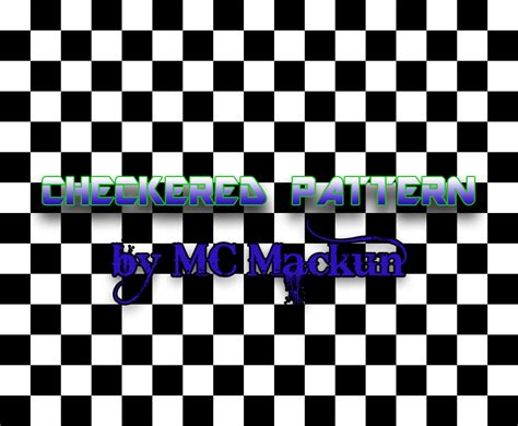 make a pattern in photoshop from image arts photoshop and tutorials how to create checkered