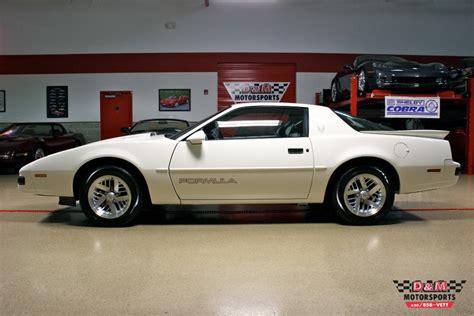 local pontiac dealer 1989 pontiac firebird formula stock m5386 for sale near