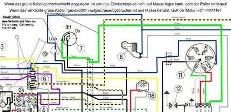 Motorrad Blinker Gehen Nicht Mehr by Z 252 Ndschlo 223 Pk Px T5 Und Anschluss Cdi Vespa T5 Org
