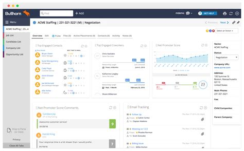 Microsoft Dynamics Applicant Tracking System Content Resources Bullhorn Autos Post