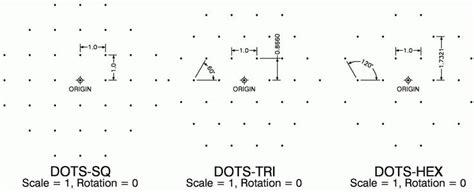 dot hatch pattern custom dot hatch pattern