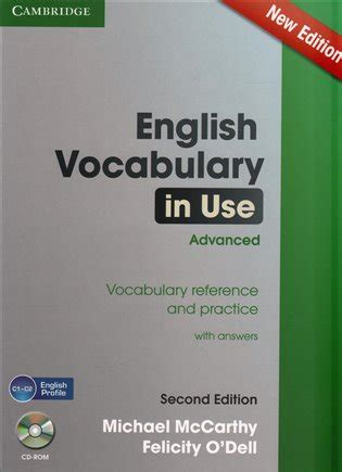 Vocabulary In Use Advanced With Cd Rom 2nd Ed Original vocabulary in use advanced 2nd edition with